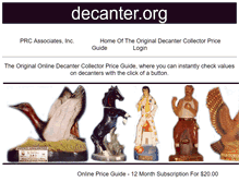 Tablet Preview of decanter.org